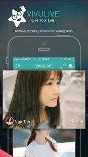 Vivu Live cho điện thoại apk
