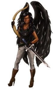 Angel Graphic Novel 2