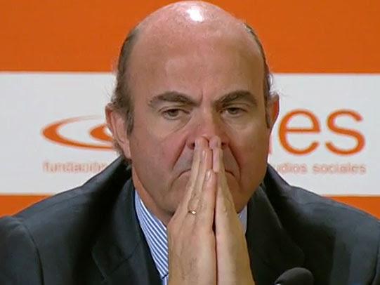 Ver vídeo  'Luis de Guindos, ministro de Economía y Competitividad'