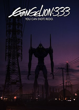 Evangelion: 3.33 You Can (Not) Redo [Película] [HD] [Sub Español/Audio Latino] [MEGA]
