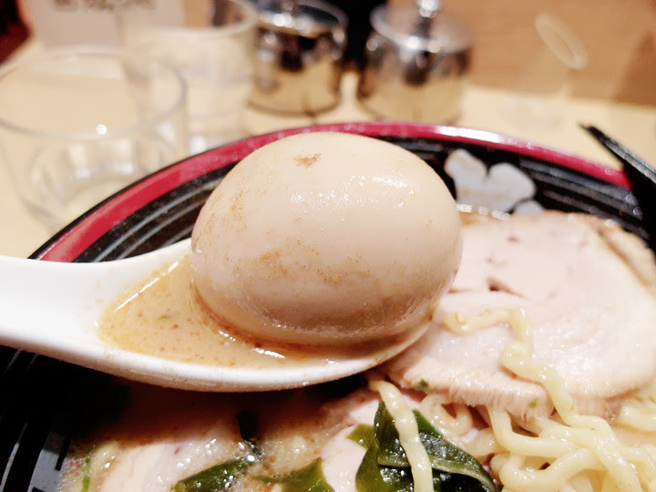 taipei ramen egg