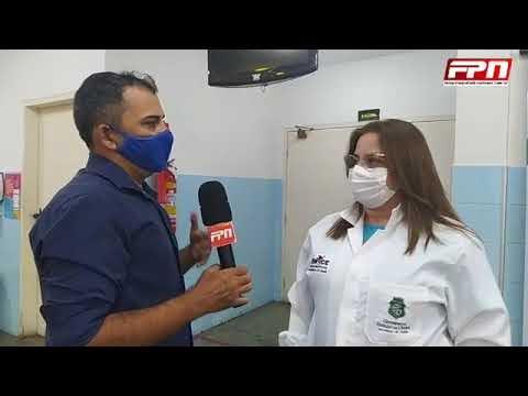 Confira a entrevista com a Valeria, coordenadora de Captação de Doadores do Hemoce de Sobral
