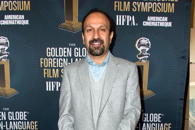 Le cinéaste iranien Asghar Farhadi ne pourra pas... (PHOTO VALERIE MACON, ARCHIVES AFP)
