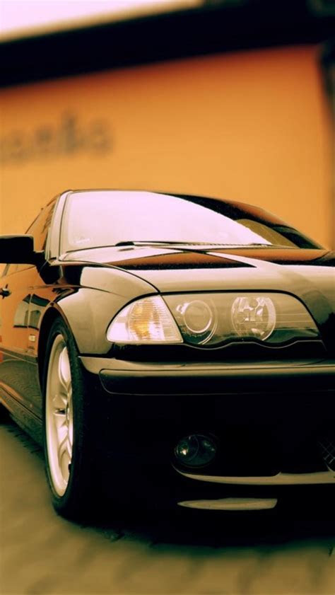 Bmw E46 Iphone 5 Background Hd