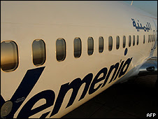 Aerolínea Yemenia