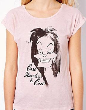 Image 3 ofMango Cartoon Villain T-Shirt