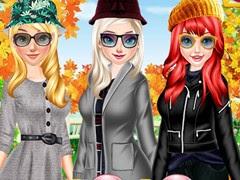 الأميرة ملابس الخريف الحديثة