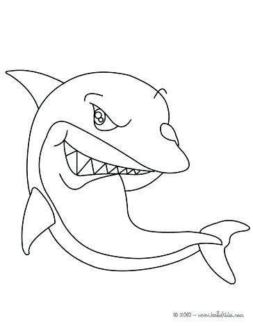 mako shark coloring page at getcolorings  free