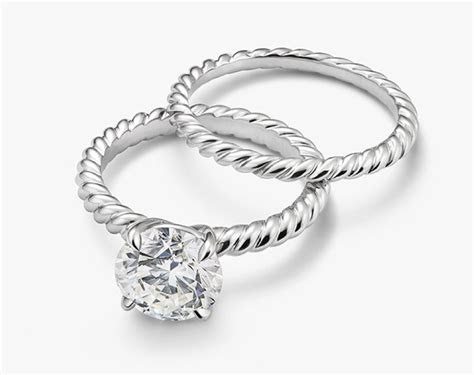 A David Yurman Cable Engagement Ring Imposter ? Engagement