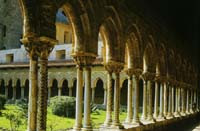 Monreale, der Dom von Monreale mit seinen Gold Mosaiken