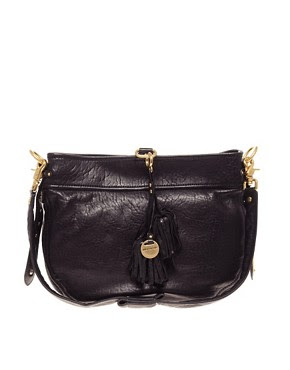 Image 1 of Juicy Couture Olympia Leather Hobo Bag