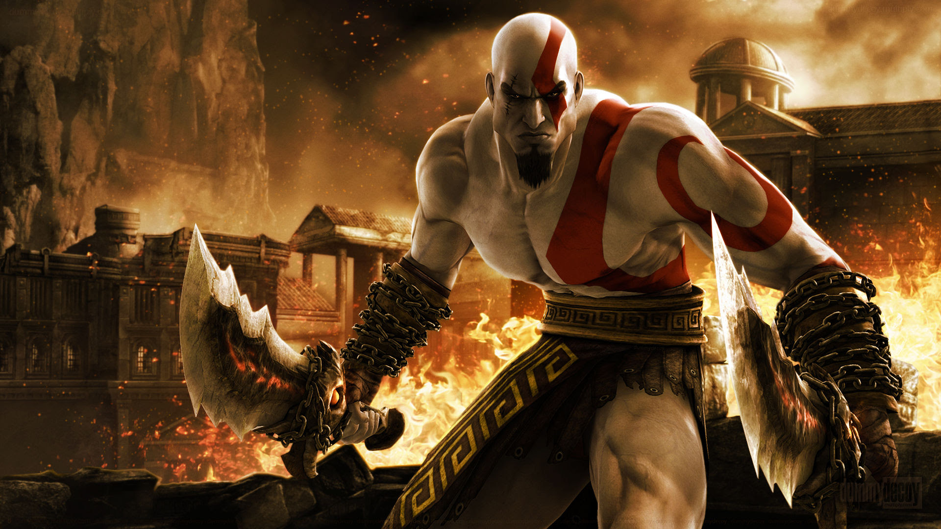 New God Of War Officially Revealed Player Theory