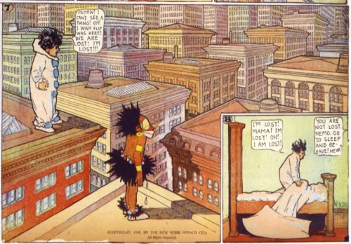 Little Nemo downtown