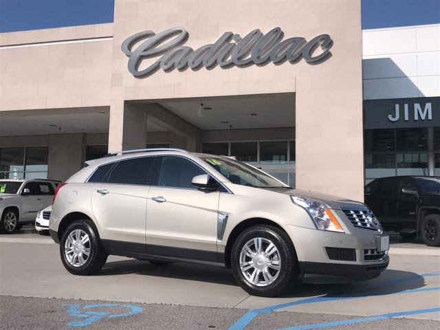2016 Cadillac SRX Luxury Collection AWD Luxury Collection ...