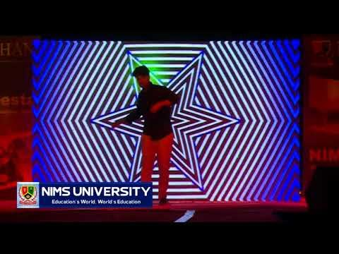 Hip Hop Dance in Freshers Party
