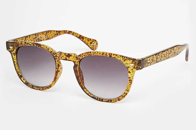Jeepers Peepers Riley Round Sunglasses