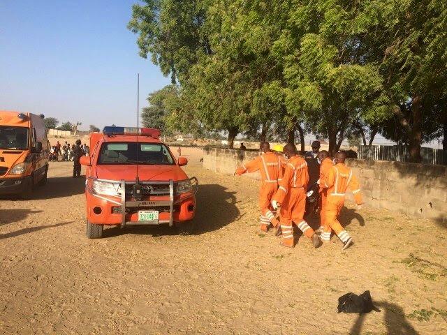Bomb Explosion Hits Dalori Quarters In Maiduguri