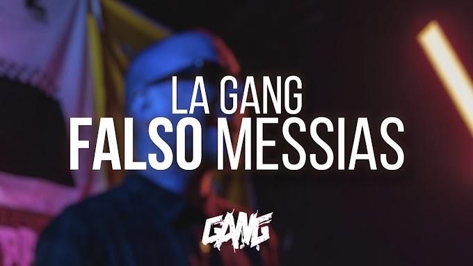 LA Gang lança 'Falso Messias', single de estreia em parceria com Canil Records; Confira aqui!!