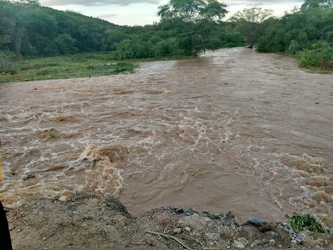 Chuvas na Paraíba elevam volumes de água de açudes monitorados por AESA