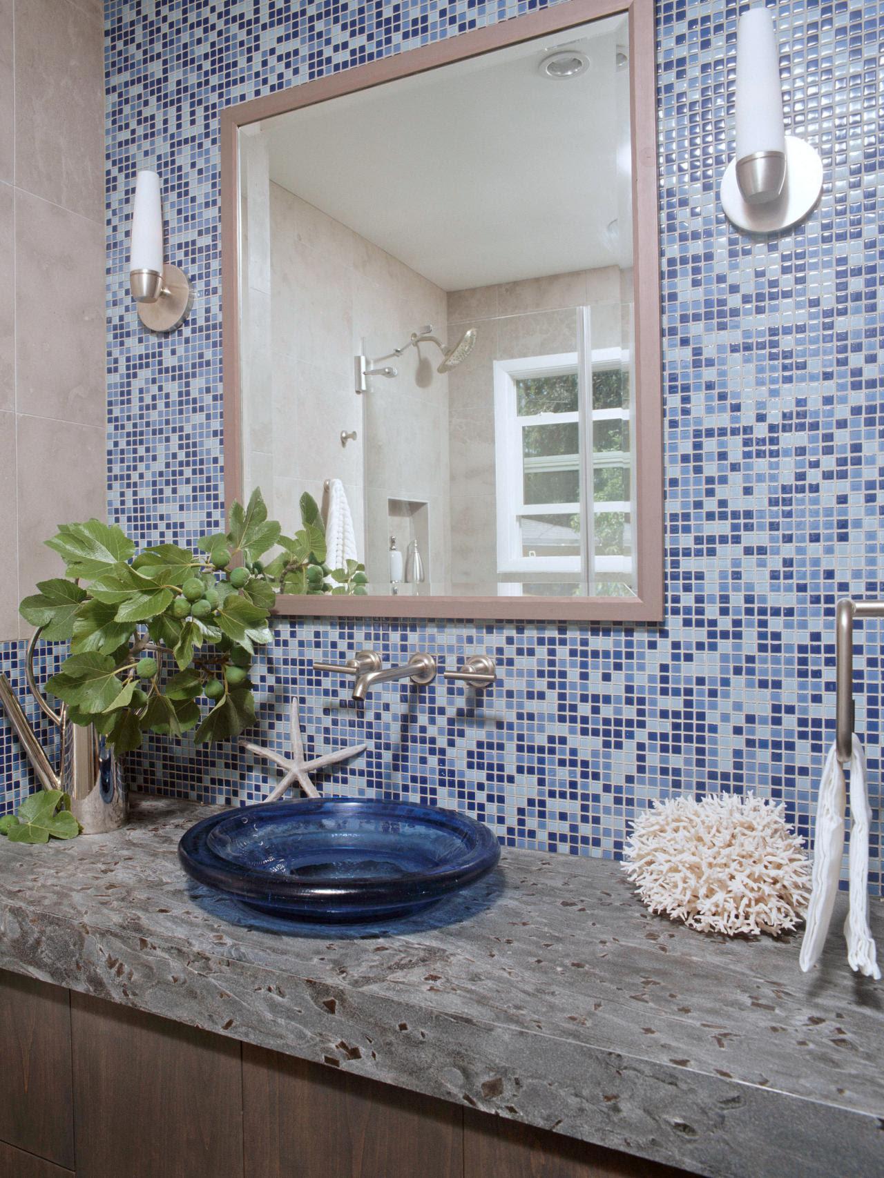 Hidden Spaces in Your Small Bathroom | HGTV