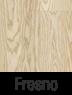 Muebles de madera en fresno