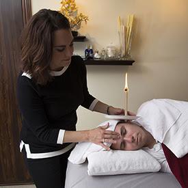 Ear Candling - Yo's Clinic - Chinese Massage, Acupressure ...