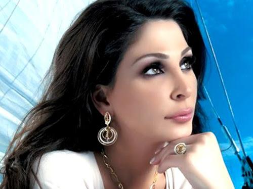 الفنانة اللبنانية اليسا