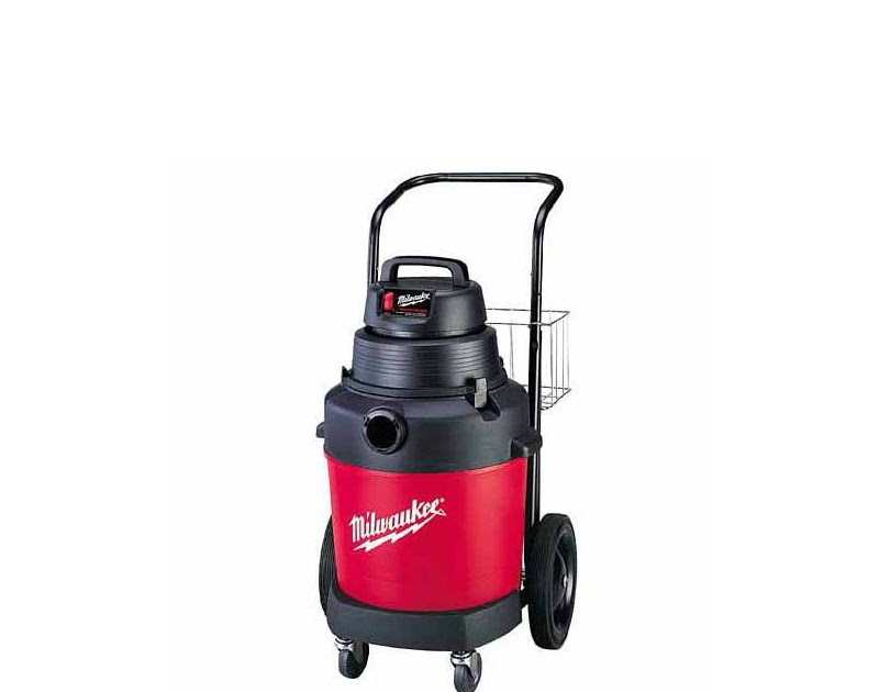 12-Gallon Shop-Vac 9623810 2.5-Peak Horsepower Industrial Wet//Dry Vacuum