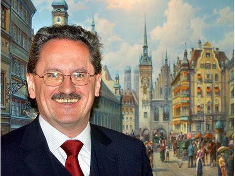 Christian Ude, Oberbürgermeister München, SPD, Karriere