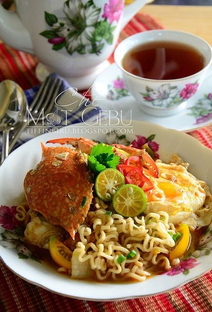 Resepi Eat Clean Spaghetti - Di Kartasura