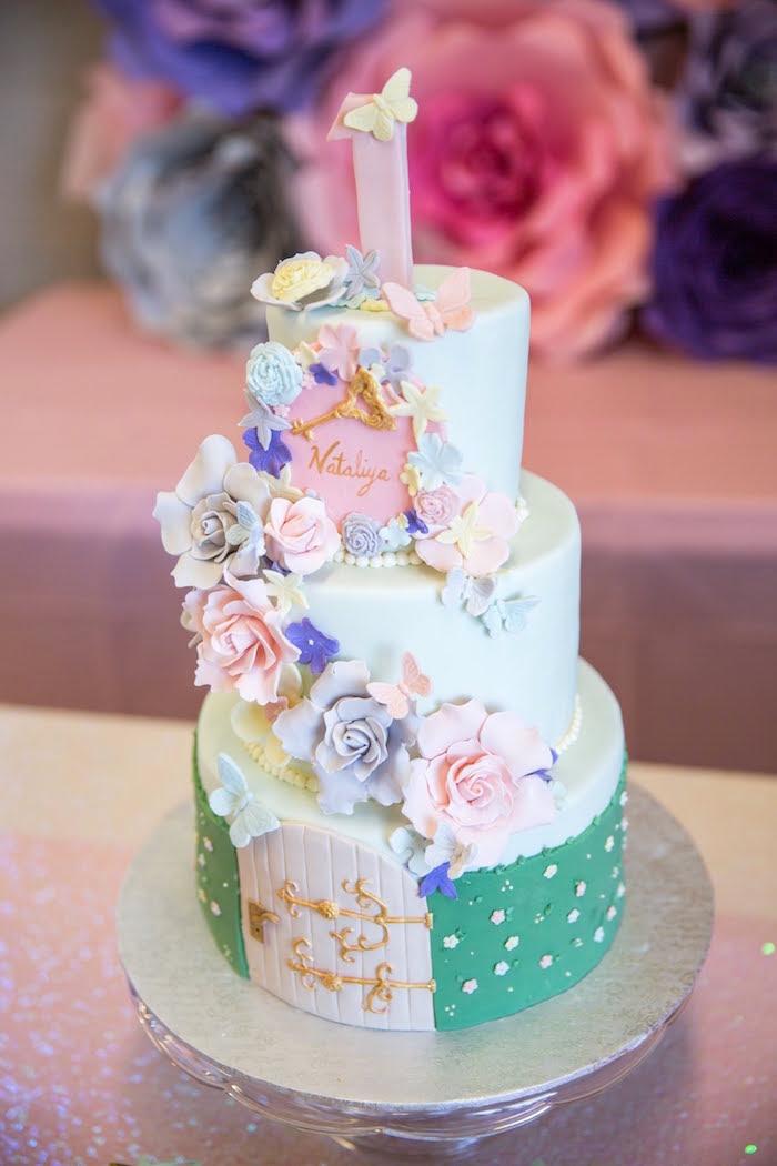 Kara's Party Ideas Secret Garden Birthday Party   Kara's ...