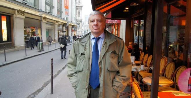 Jean-Yves Camus, director del Observatorio de las radicalidades políticas de la Fundación Jean-Jaurès. - ENRIC BONET