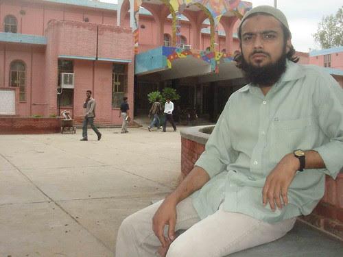 Jamia Student