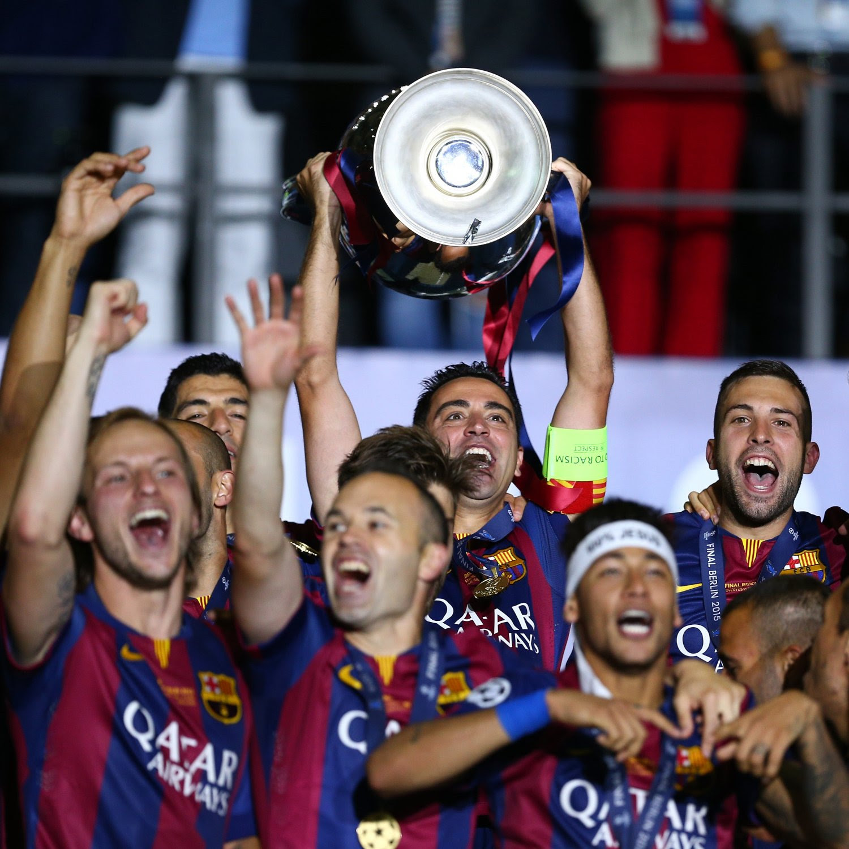 Juventus vs. Barcelona: Score, Report, Reaction from 2015 ...