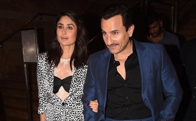 """Kareena Kapoor And Saif Ali Khan Are """"Expecting An Addition"""" To Their Family"""
