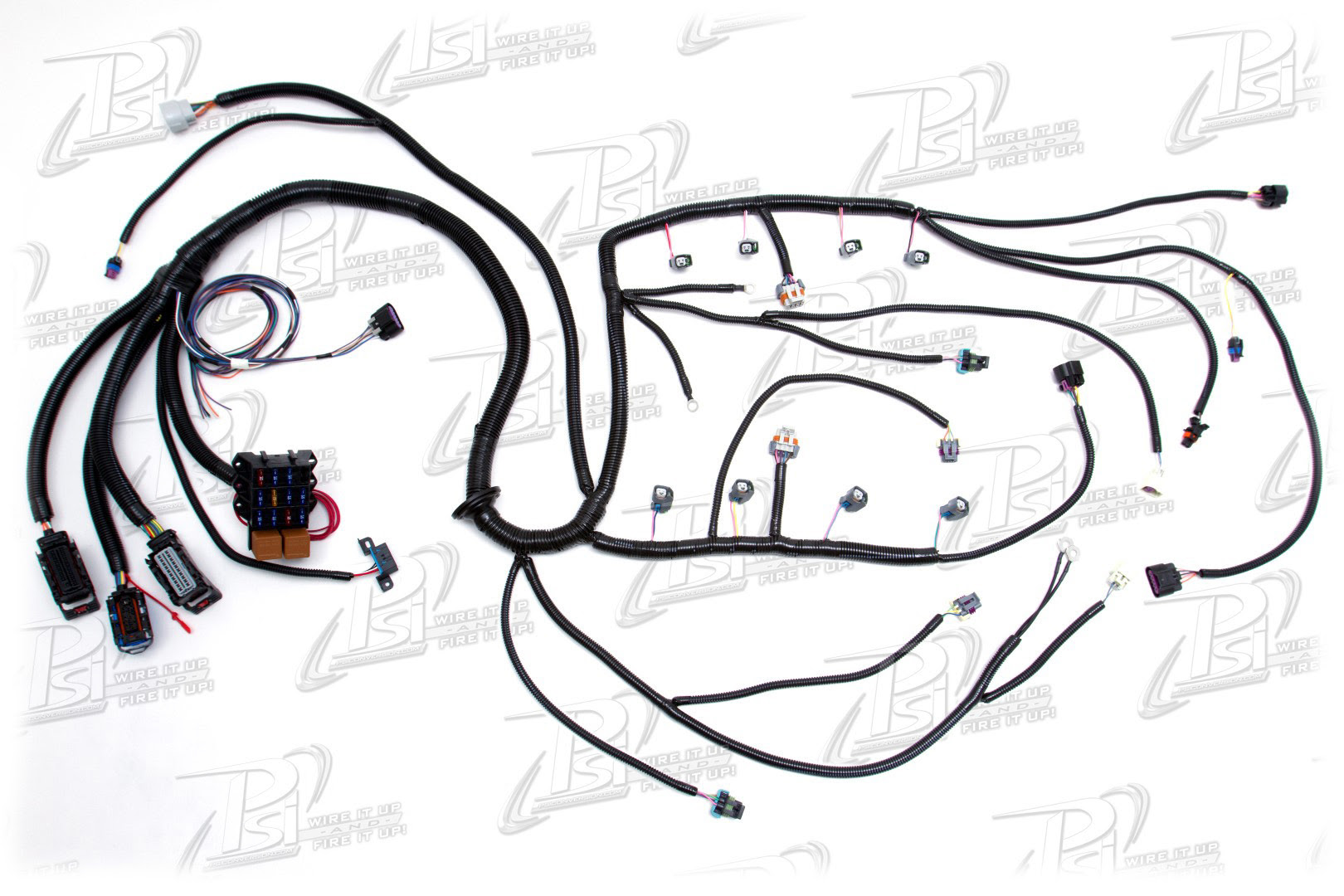 Wiring Harnes Lt1 Automatic