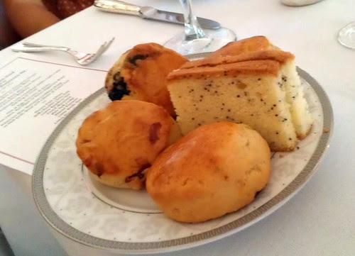 Scones & Poundcake