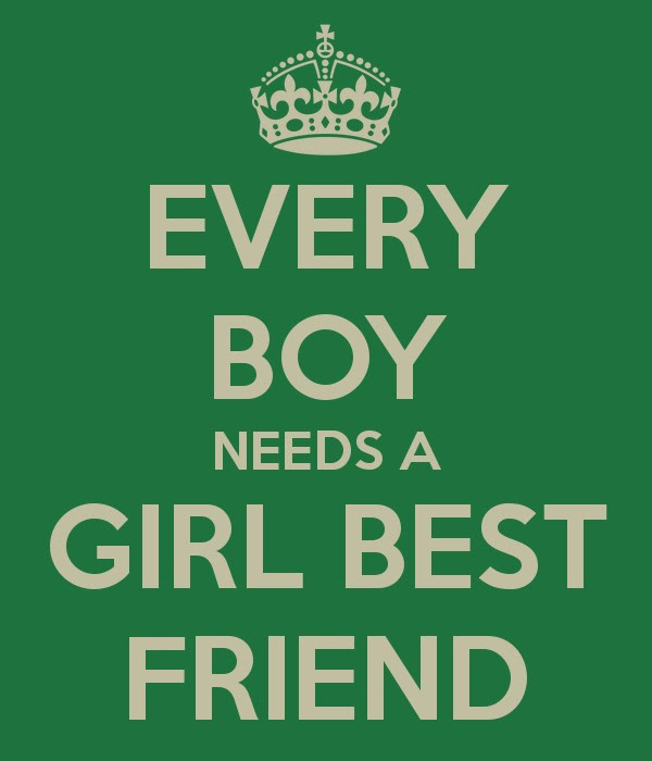 Girl And Guy Best Friend Quote Quote Number 612134 Picture Quotes