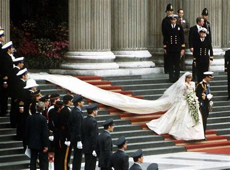 The Epic Story of Princess Diana's Wedding Dress: 3 Months