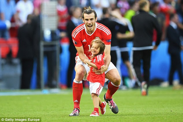 Bale and Rhys-Jones have two daughters together - Alba Violet and Nava Valentine, who was born in March
