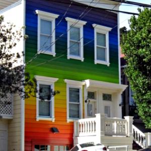 Warna Cat Rumah Bagian Luar yang Bagus Trend 2020