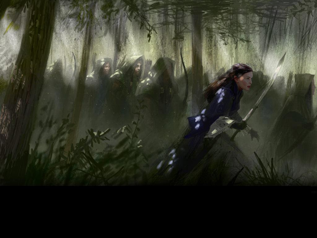 Elves  The Elves of Middle Earth Wallpaper 7830234  Fanpop
