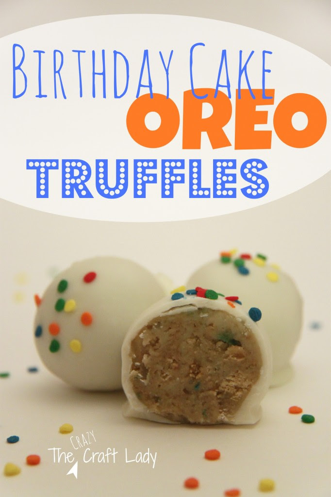 Birthday Cake Oreo Truffles 4