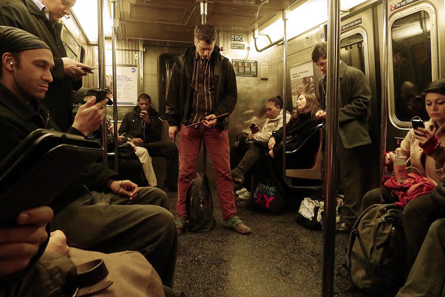 B Train, Brooklyn