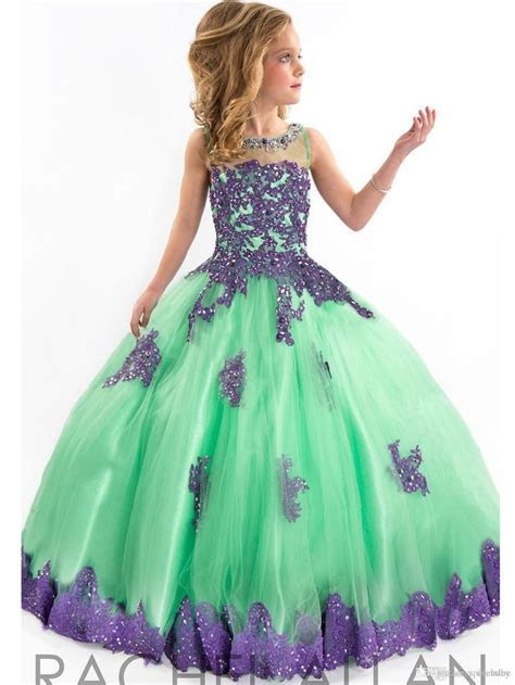 25  best ideas about Pageant Dresses For Girls on