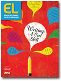 Writing: A Core Skill - ASCD Educational Leadership