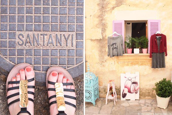 Santanyi, Markt, Mallorca, Wochenmarkt