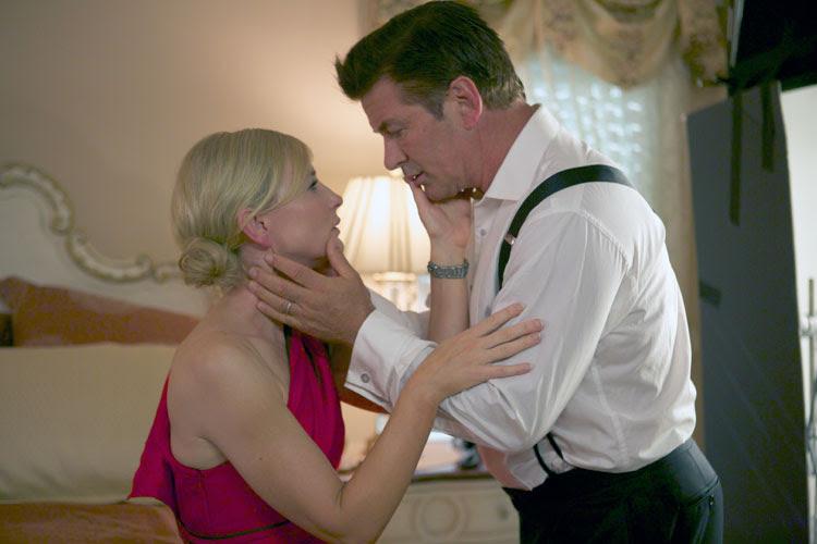 Blue Jasmine con Cate Blanchett y Alec Baldwin - fotograma de la película