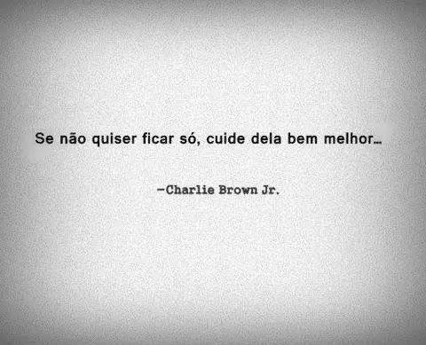 Frases De Amor Charlie Brown Jr Tumblr Ceo News