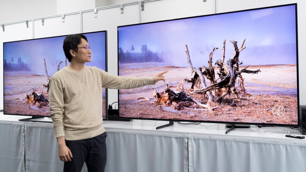 Here's the secret behind 8K AI upscaling technology